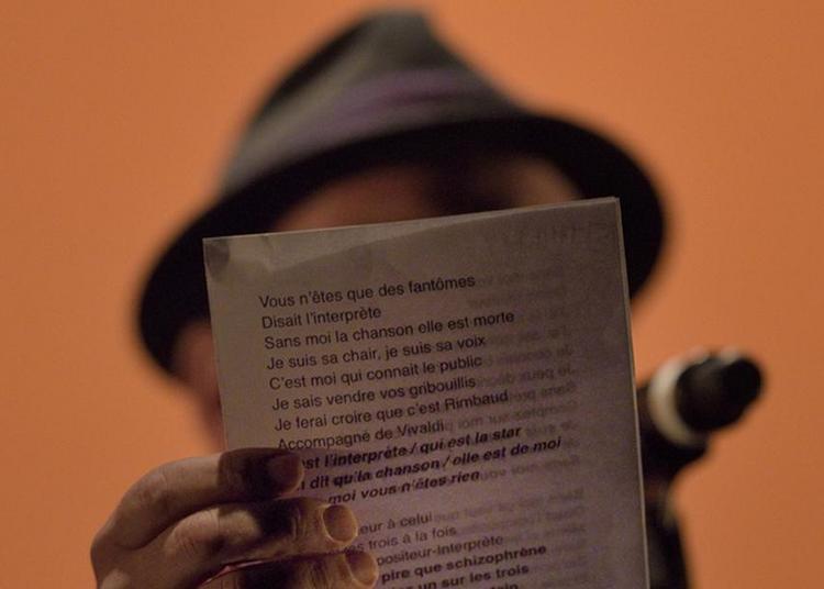 Cabaret chansons primeurs #3 à Portes les Valence