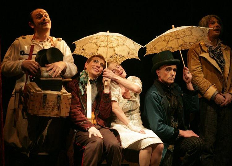 Cabaret Grimm à Carquefou