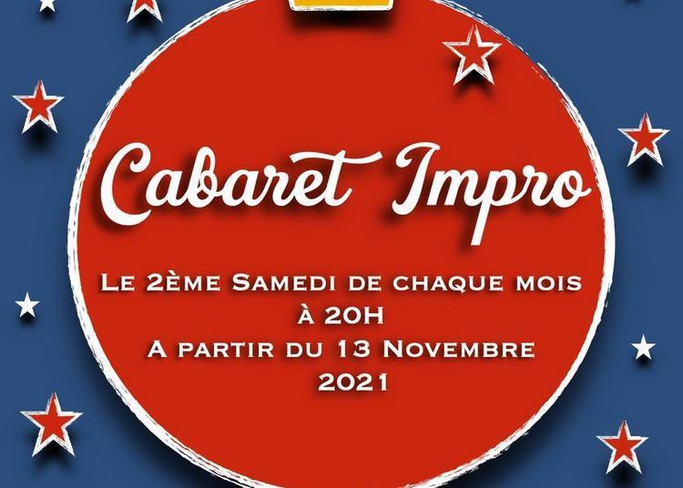 Cabaret Impro à Bourg les Valence