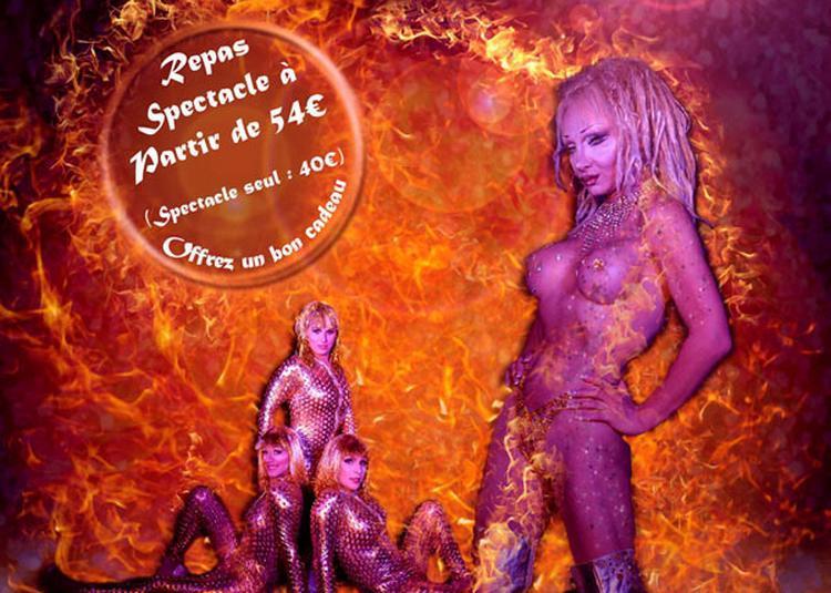 Cabaret L'Insolite - Scandaleuses à La Source