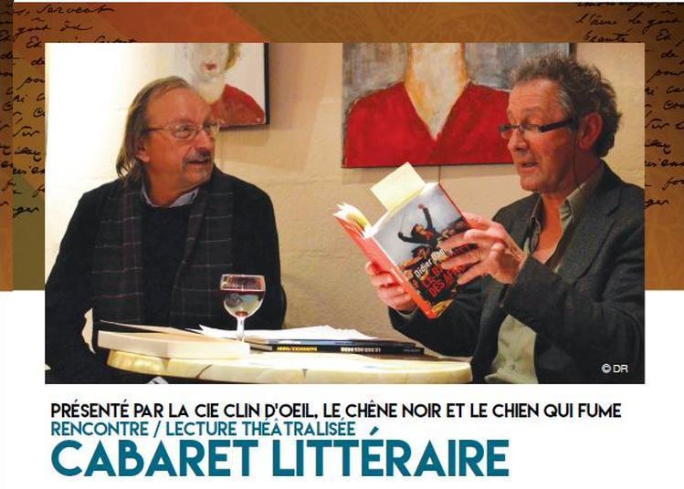 Cabaret littéraire à Avignon