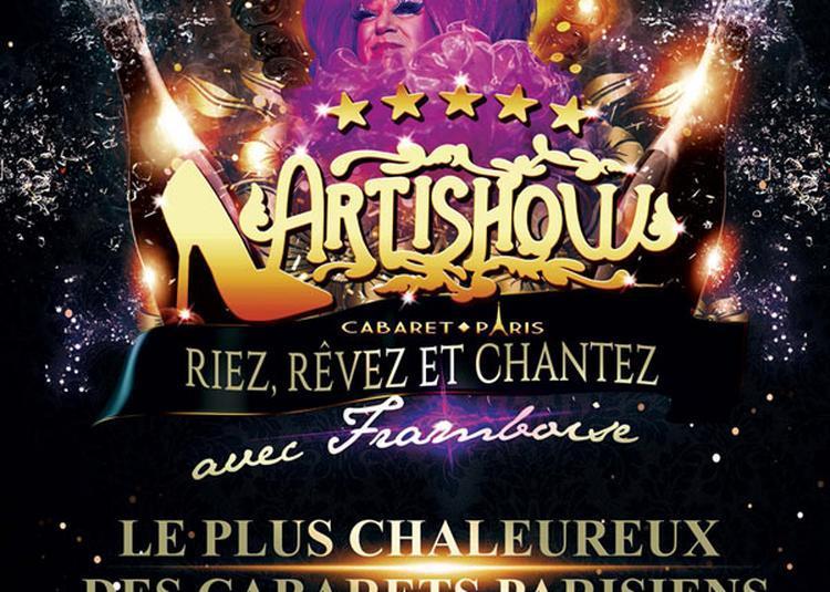 Cabaret Transformiste Artishow à Paris 11ème