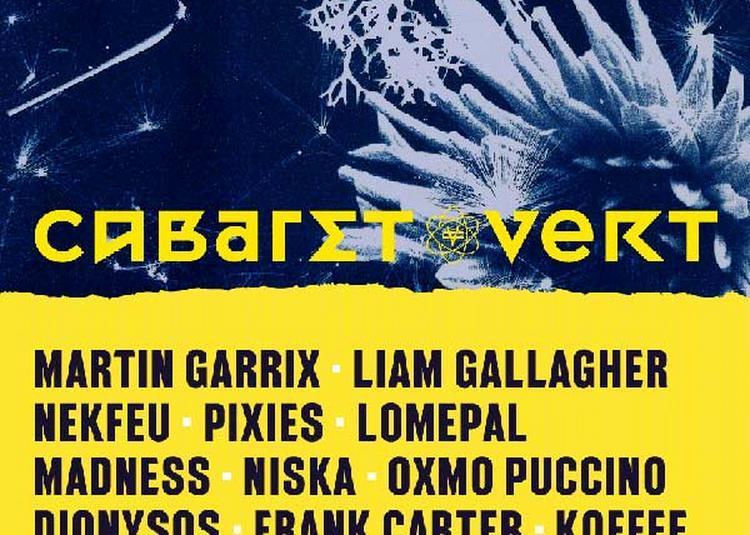 Cabaret Vert + Camping - 4 Jours à Charleville Mezieres