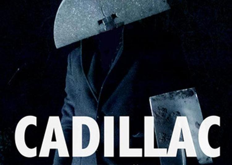 Cadillac à Saint Malo