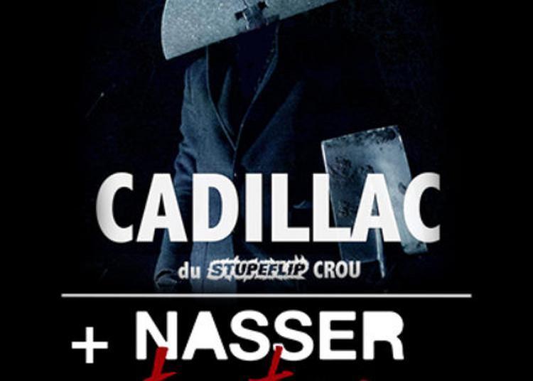 Cadillac (Stupéflip) et Nasser à Villeurbanne