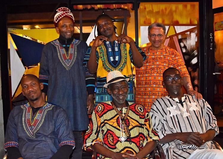 Café-concert : Afrocubano Projeto à Paris 20ème