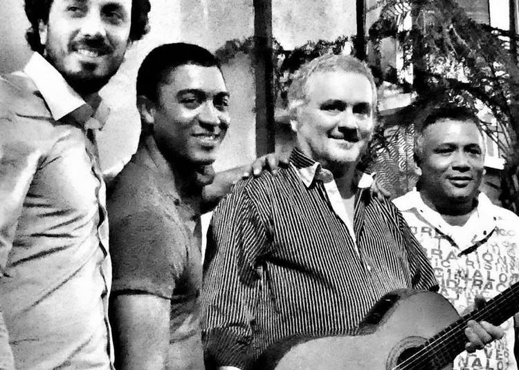 Cafe-concert : Cuarteto Cubano à Paris 20ème