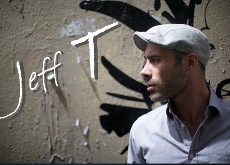 Cafe-concert : Jeff T à Paris 20ème