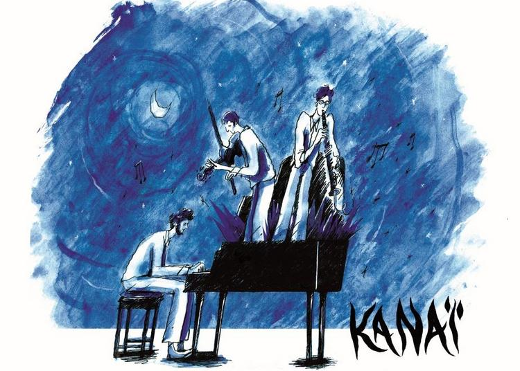 Cafe-concert : Kanaï Trio à Paris 20ème