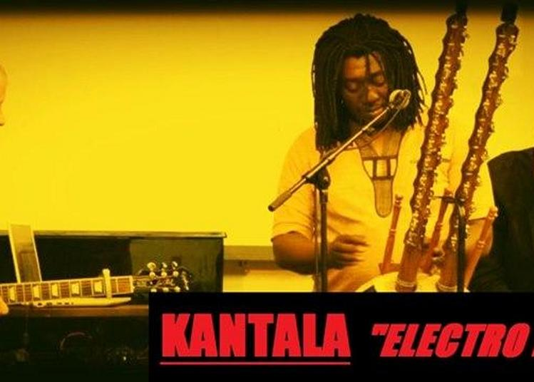 Cafe-concert : Kantala Electro Power Trio à Paris 20ème