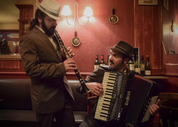 Cafe-concert : Orchestra Fratelli Semeraro à Paris 20ème