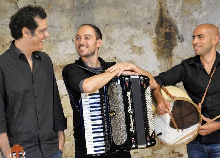 Cafe-concert : Trio Belconte à Paris 20ème