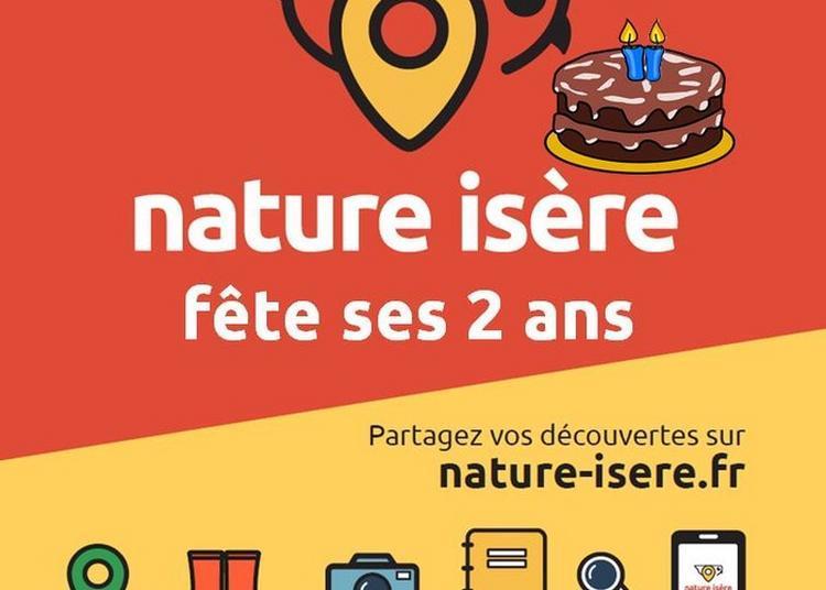 Café-rencontre Autour Des Deux Ans De Nature Isère. à Grenoble