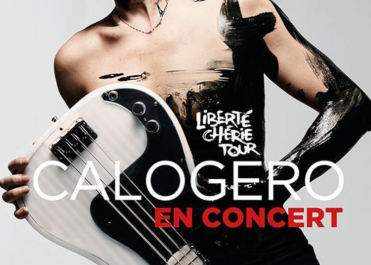 Calogero Liberte Cherie Tour à Le Puy en Velay