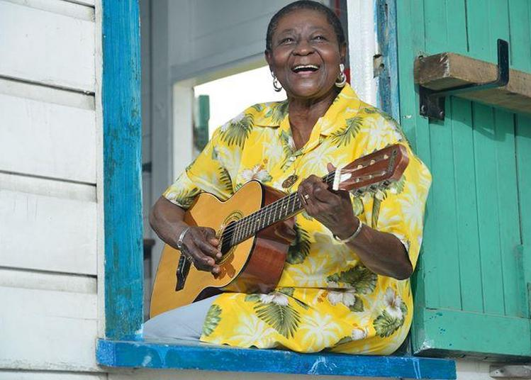 Calypso Rose à Martigues