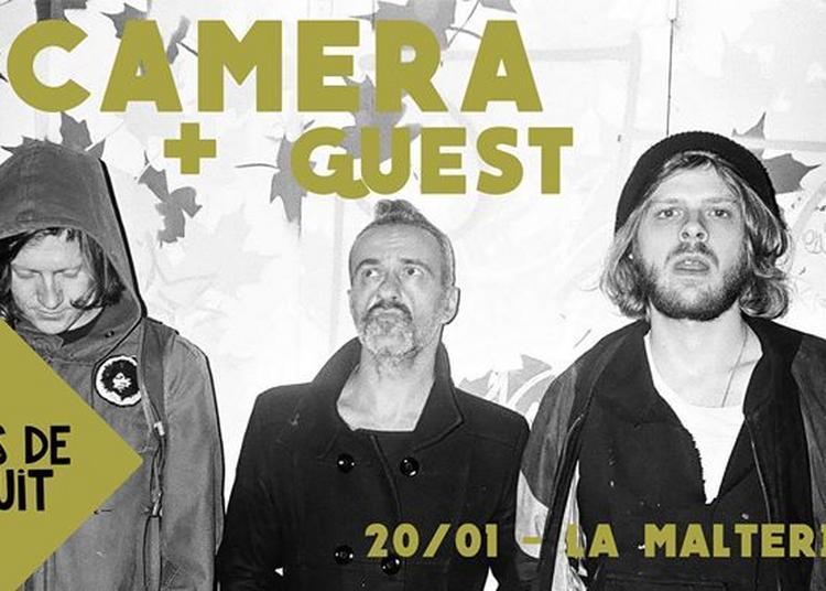Camera + Guest w/ BdM à Lille