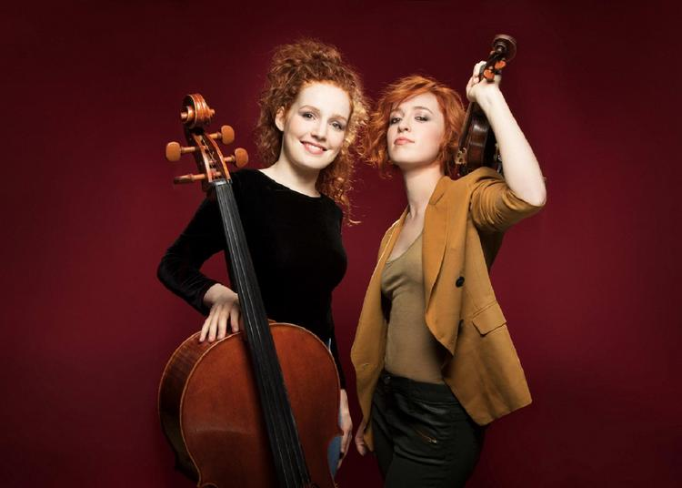 Camille et Julie Berthollet à Herblay