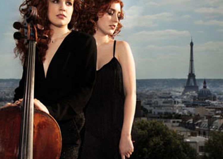 Camille & Julie Berthollet à Tinqueux