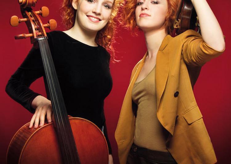 Camille Et Julie Berthollet à Chalon sur Saone