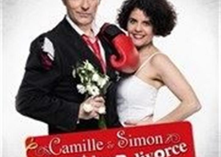 Camille Et Simon Fêtent Leur Divorce à Coulommiers