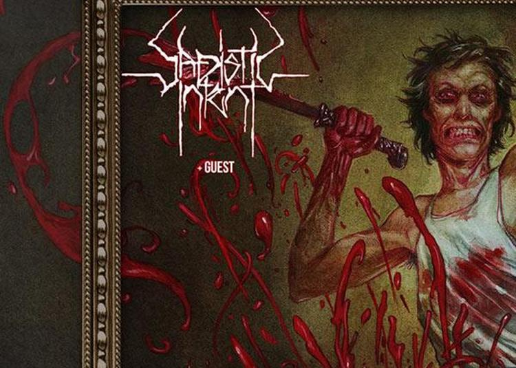 Cannibal Corpse + Sadistic Intent à Colmar