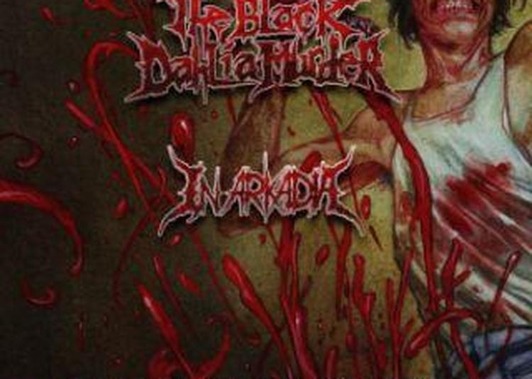 Cannibal Corpse + The Black Dahlia Murder + In Arkadia à Toulouse