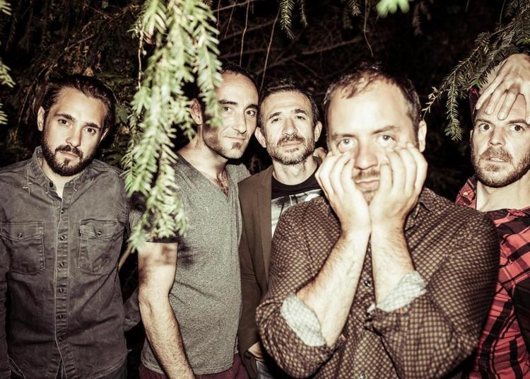 Cannibale (rock garage exotique) et Joseph Le Hibou (rock garage psyché) à Pau