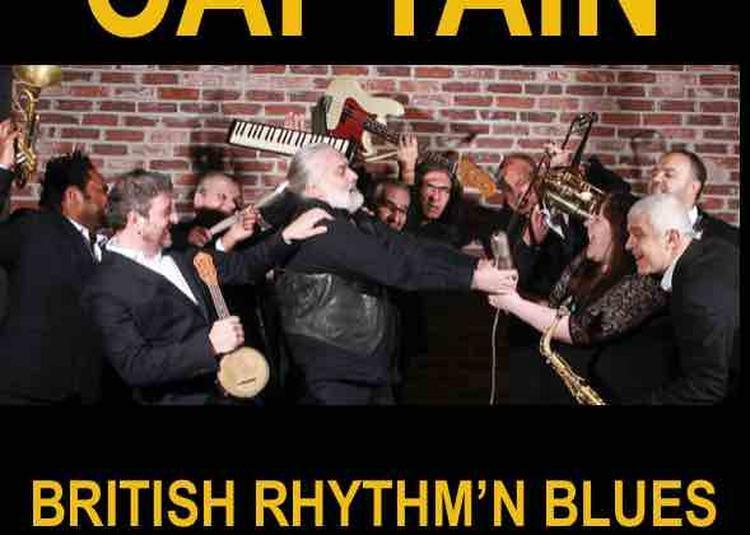 Captain - British Rhythm & Blues à Paris 15ème