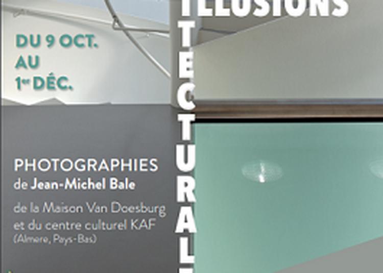 Illusions Architecturales à Meudon la Foret