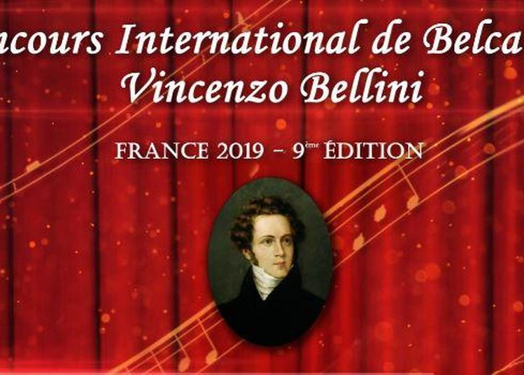 Concours International de Belcanto Vincenzo Bellini à Vendome