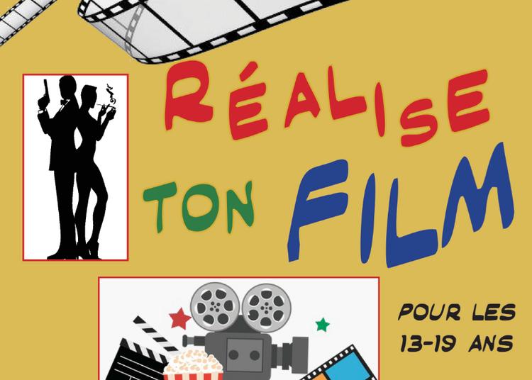 Réalise ton film ! à La Salvetat saint Gilles