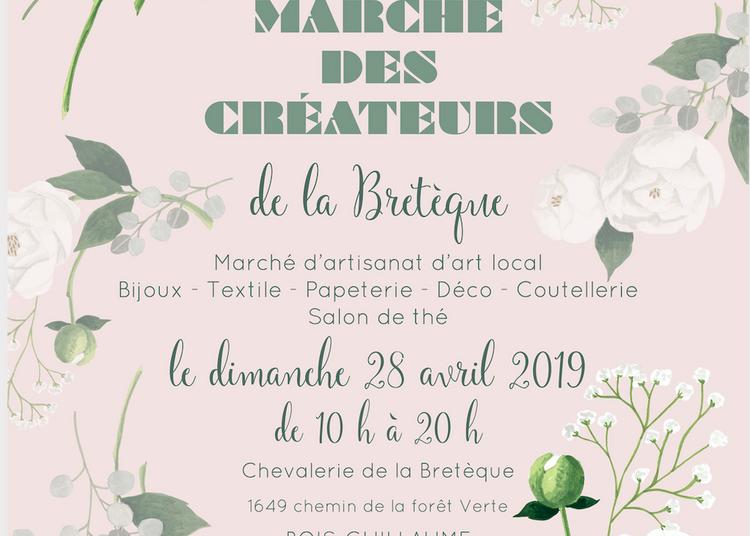 Marché des créateurs de la Bretèque à Bois Guillaume