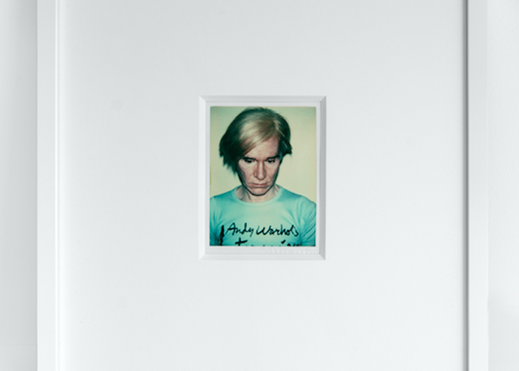 Andy Warhol: Instantanés à Paris 1er