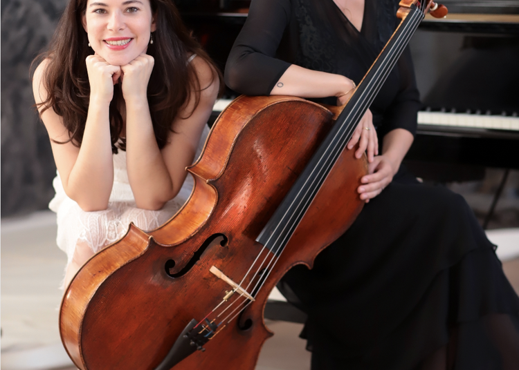 Concert Salle Cortot Duo Neria (violoncelle&piano) à Paris 17ème