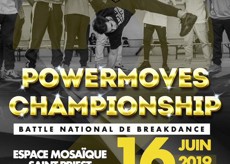 Btl Powermoves Championship 2019 à Saint Priest