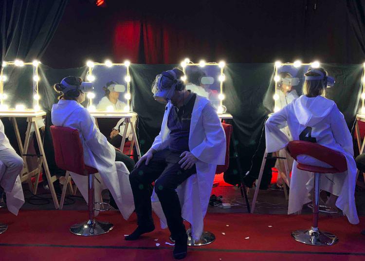 ACTE XIII - The Ordinary Circus Girl - Cie Fheel Concepts - Festival 2020 à Aix en Provence