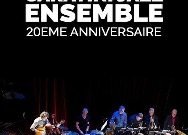Caratini Jazz Ensemble - 20eme Anniversaire à Sceaux