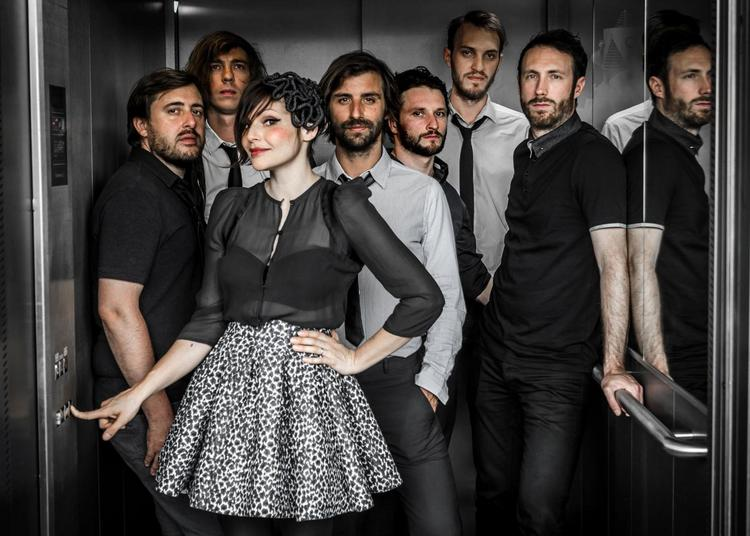 Caravan Palace à Nancy