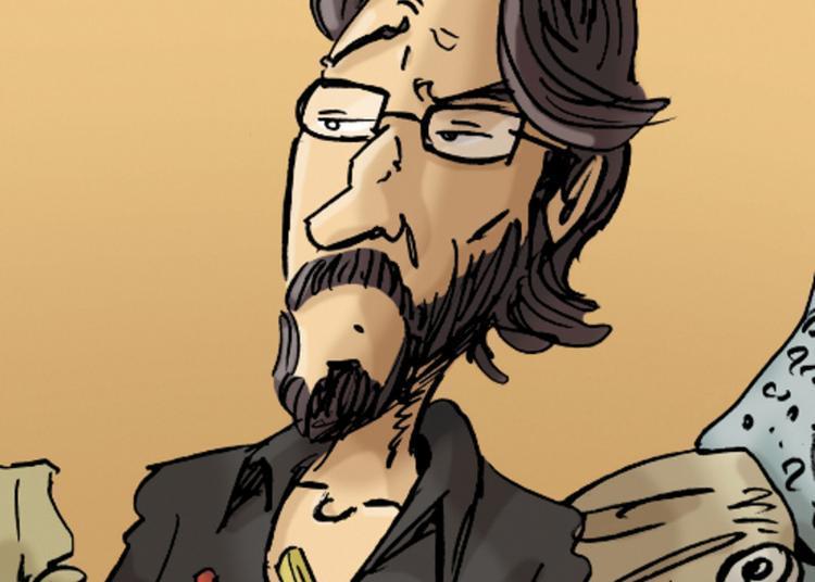 Caricature   Vous êtes à Croquer   Monsieur K à Beziers