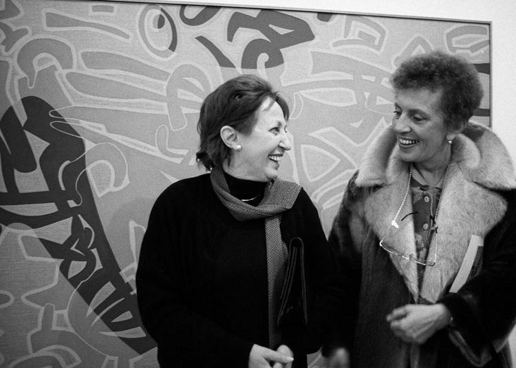 Carla Accardi et Dadamaino : Entre signe et transparence. Deux artistes italiennes aux frontières de l'abstraction à Paris 8ème