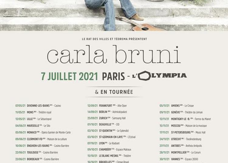 Carla Bruni à Limoges