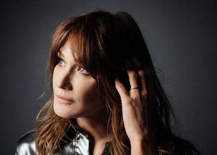 Carla Bruni à Paris 9ème