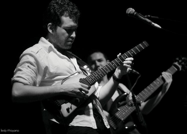Carlos Fischer Band - Jazz Fusión-boliviano à Paris 10ème