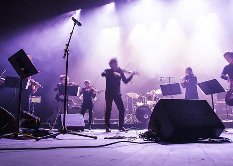 Carmen 2.0 par l'ensemble Matheus à Brest