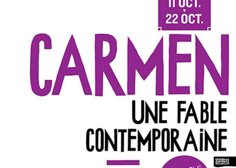 Carmen à Paris 11ème