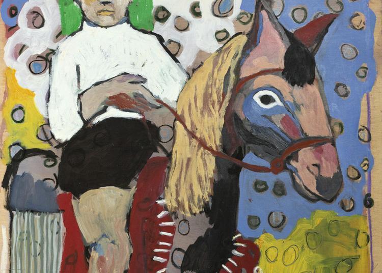 Carmen Selma, peintures à Fourqueux