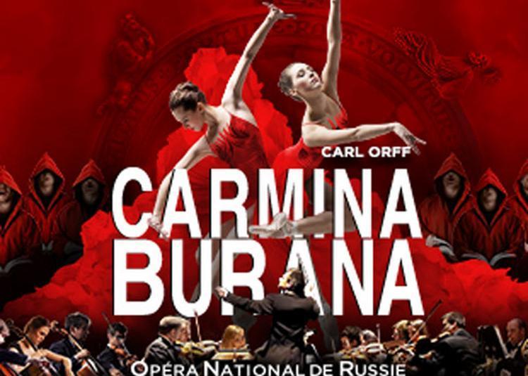 Carmina Burana - report à Toulouse