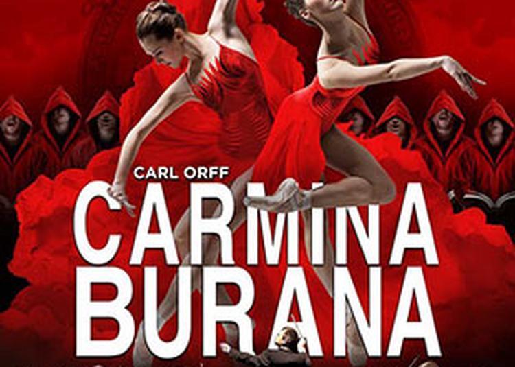 Carmina Burana - report à Saint Etienne