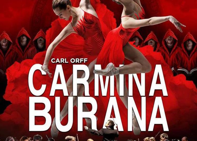 Carmina Burana - Report à Montpellier