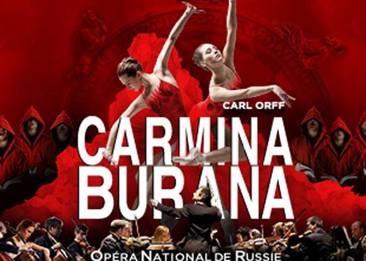 Carmina Burana - report à Nancy